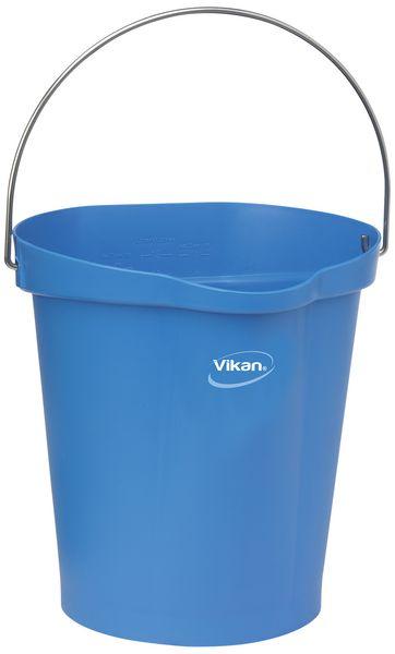 Vikan emmer met veilig, hygiënisch en gebruiksvriendelijk ontwerp voor cleaning station