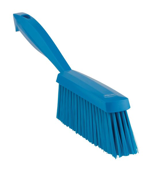 Handborstel met soepele haren voor cleaning station