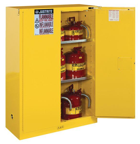 Standaard brandwerende kast voor ontvlambare producten
