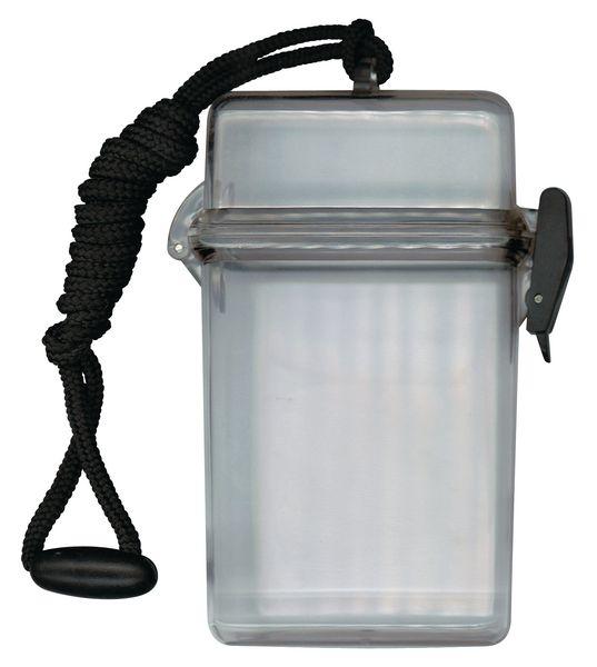 Waterdichte houder voor persoonlijke spullen