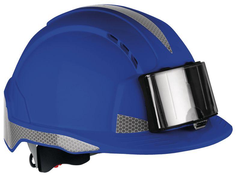 Veiligheidshelm JSP® Evolite® CR2® met badgehouder