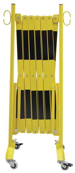Verplaatsbaar harmonicahek voor magazijn
