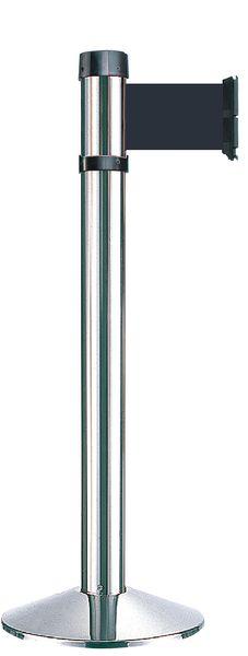 Voordelige paal met extra breed uittrekbaar lint