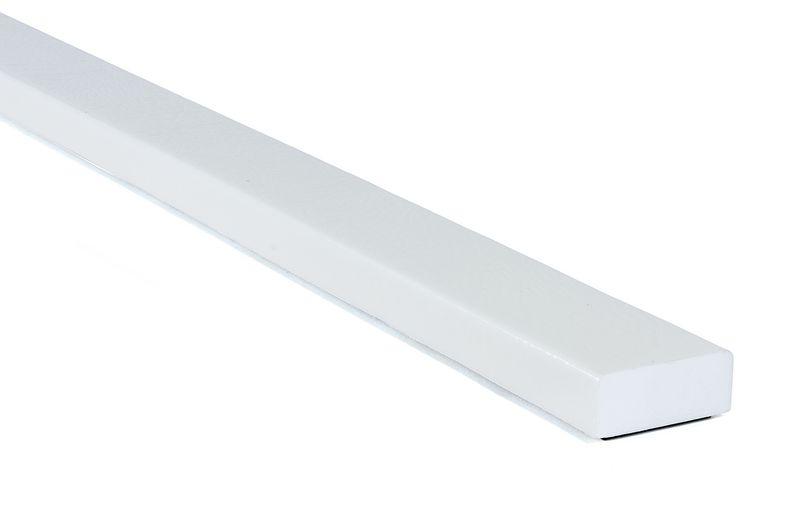 Magnetische, platte stootrand Optichoc - oppervlak van 50 mm