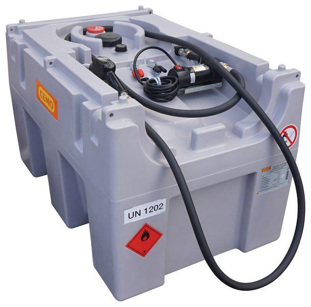 Reservoir Easy Mobil met elektrische pomp van 12 V