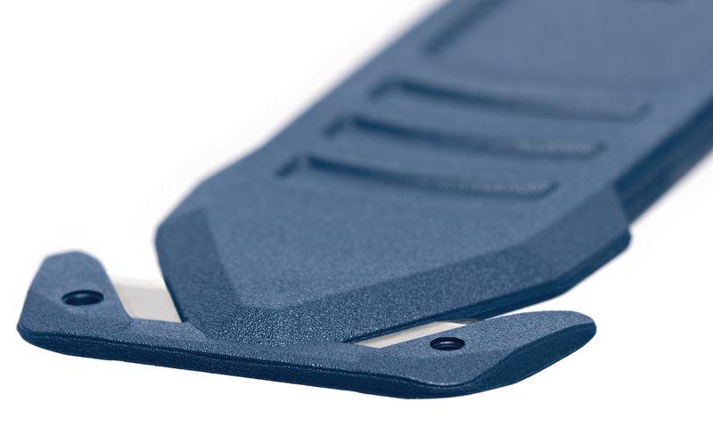Secumax 145 MDP veiligheidsmes uit detecteerbaar plastic