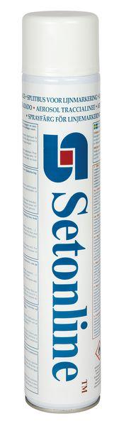 Setonline™-belijningsverf voor grondmarkering, in spuitbus