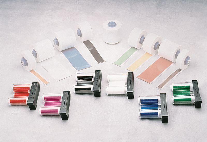 Gekleurd inktlint voor labelprinter BMP71™
