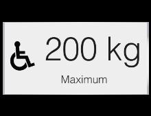 Plaatjes voor gravure 200kg max