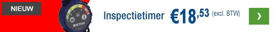 Controleer de inspectiestatus in één oogopslag!
