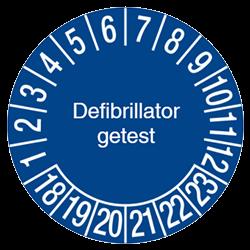 Defibrillator getest