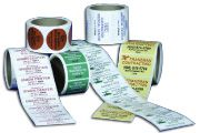 Custom Specialty Labels