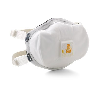 3M™ 8233 N100 Particulate Respirator 8233