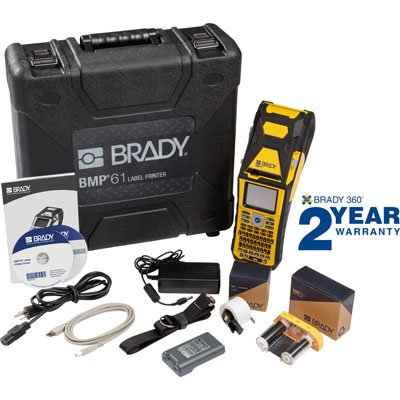 Brady BMP61 Label Printer with WiFi
