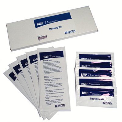 Brady BMP71 Label Printer - M71-CLEAN - Cleaning Kit