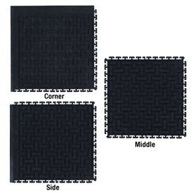 Comfort Scrape® HD Modular Anti-Fatigue Mats
