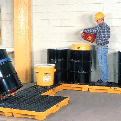 Eagle Modular Spill Platform System