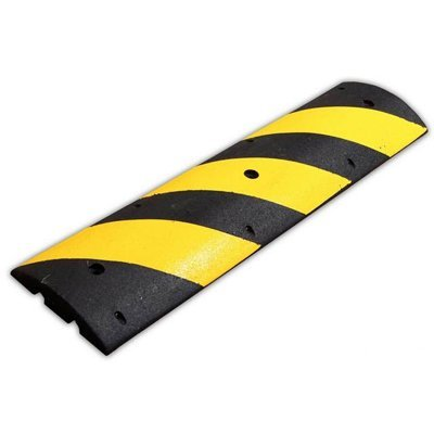 Easy Rider Speed Bump, Yellow Striped