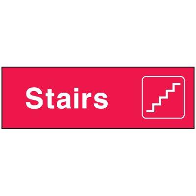 Emergency Corridor Signs - Stairs