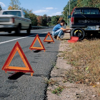 Cortina Emergency Warning Triangle Kit