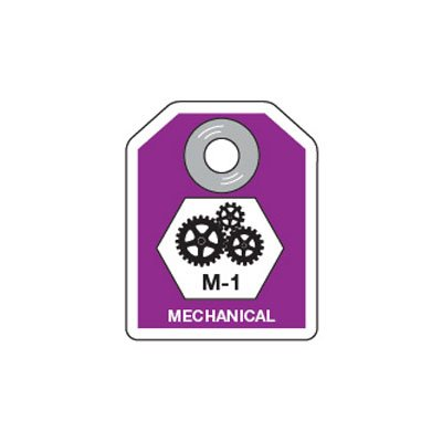 Energy Source ID Tags - Mechanical
