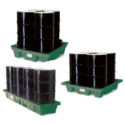 Enpac Eco Poly-Spill Pallets ®