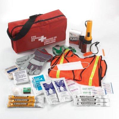 Fire Warden Emergency Kit