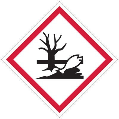 GHS Signs - Dangerous to the Environment