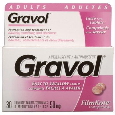 Gravol® Tablets