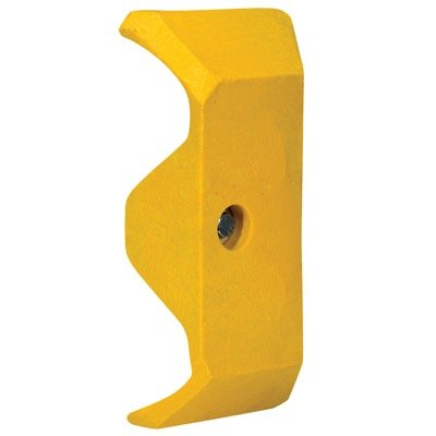 Plastic End Cap For Guard Rails