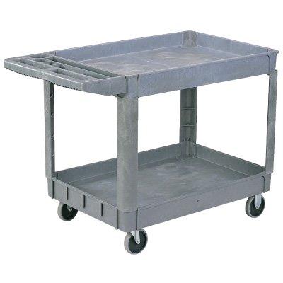 ULINE Heavy Duty Utility Carts H2503-GR
