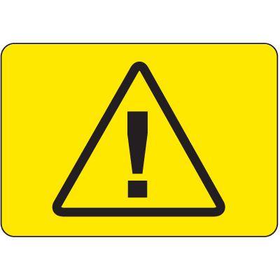 International Symbols Signs - Danger
