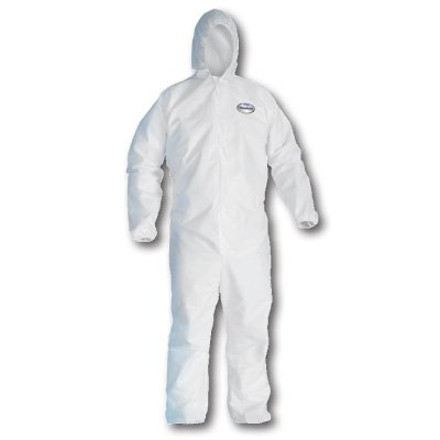 KleenGuard&reg^ A40 Liquid and Particle Protection Coveralls - XL