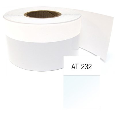 LabelTac® LT202WW Printable Wire Wraps - White