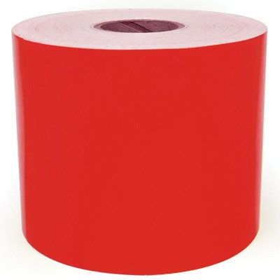 LabelTac® LT104HT High Temperature Printer Labels - Red