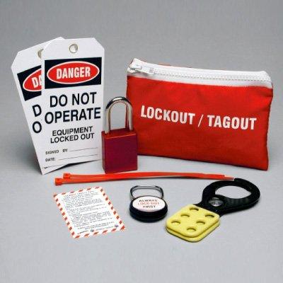 Lockout/Tagout Belt Pack