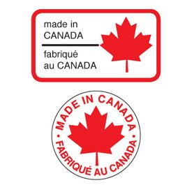 Made In Canada Labels