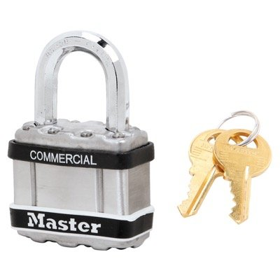 Master Lock® Commercial Magnum Keyed-Differently Padlocks