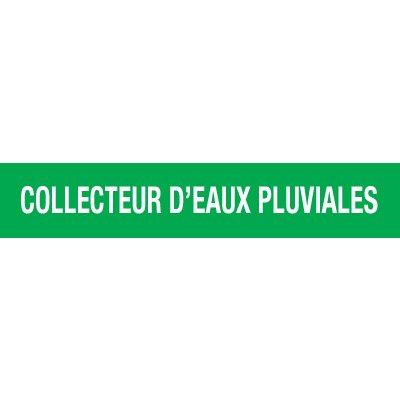 Opti-Code™ Pipe Markers - Collecteur D'eaux Pluviales