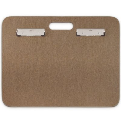 Recycled Hardboard Large Clipboard