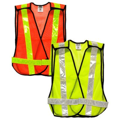 RefleX Wear Hi-Visibility Daytime Traffic Vests