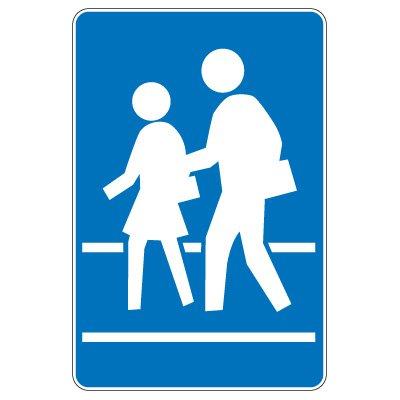 Regulatory School Zone Signs