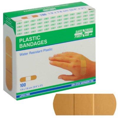 Safecross® Plastic Bandages