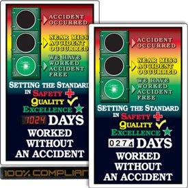 Safety Signal Scoreboards - Setting The Standard