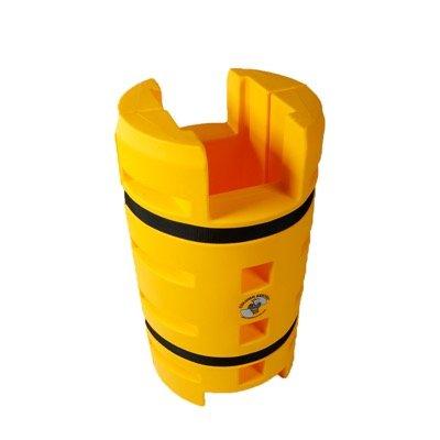 Sentry Column Protectors, Fire Extinguisher Cutout