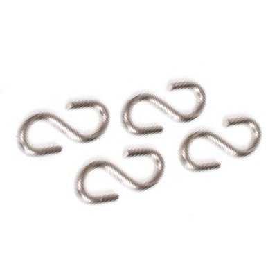 """Sign Mounting Kits - Steel """"S"""" Hooks"""