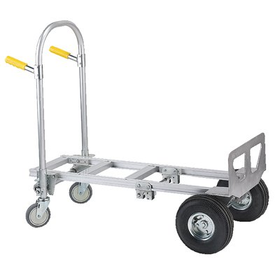 Spartan Junior Economy Aluminum 2 in 1 Truck