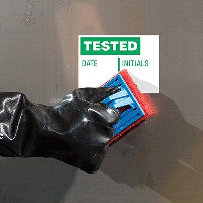 ToughWash® Labels - Tested
