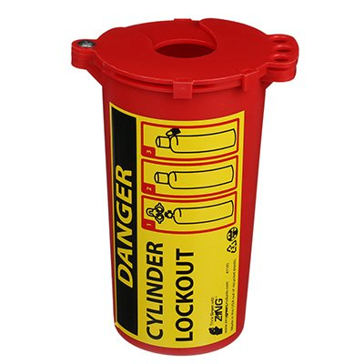Zing® RecycLockout Cylinder Lockout Tagout