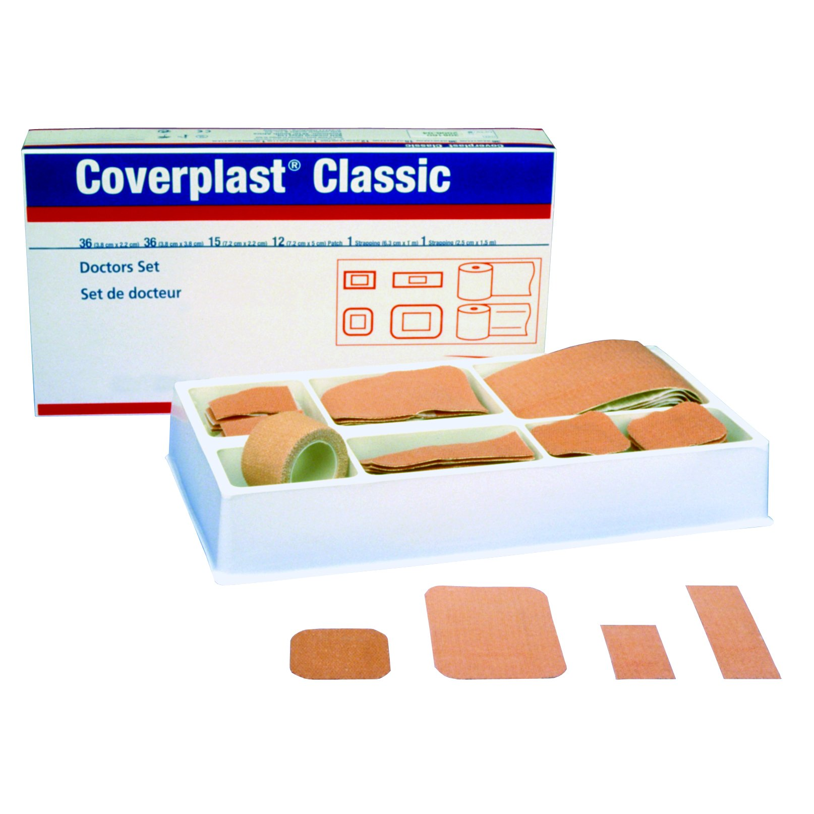 Coverplast Doctor's Set